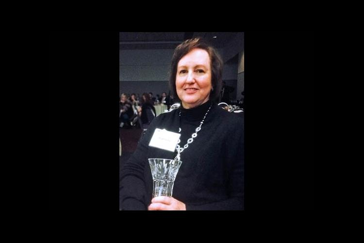 Patricia Krausman, 2014 Allied Professional of the Year