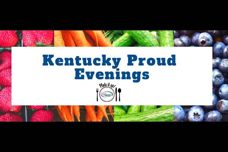 Kentucky Proud Evening logo