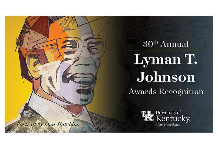 Lyman T. Johnson graphic