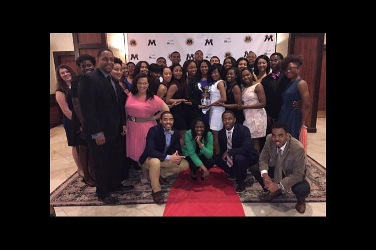 UK MANRRS Chapter brought home top honors from 2015 national conference.