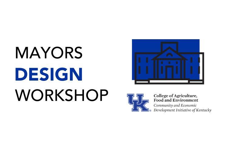 Mayor's Design Workshop logo