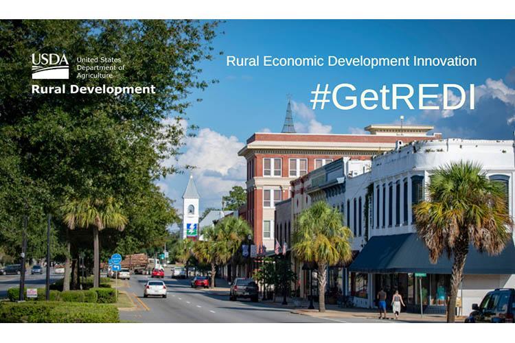 Rural Economic Development Innovation graphic