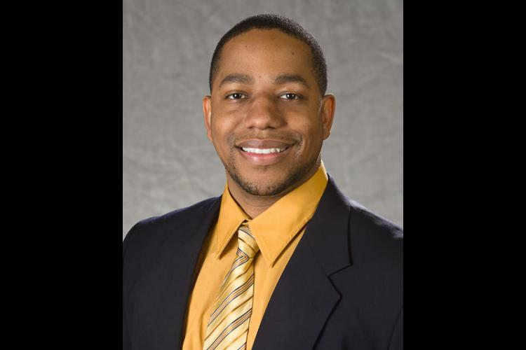 Quentin Tyler, assistant dean for diversity