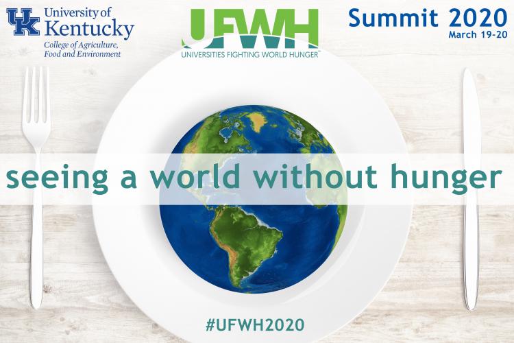 Universities Fighting World Hunger graphic