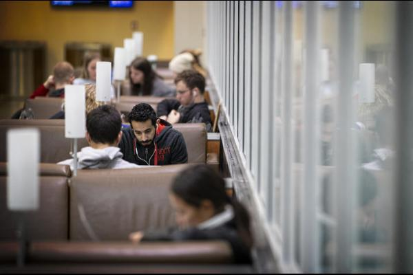 New scholarship aims to build belonging on campus and in the community. Mark Cornelison I UK Photo.
