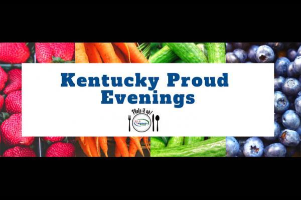 Kentucky Proud Evening logo