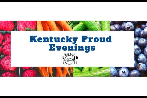 Kentucky Proud Evenings logo