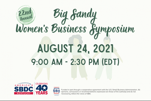 Big Sandy Women's Business Symposium logo