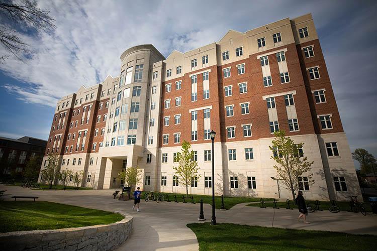 Woodland Glen IV residence hall