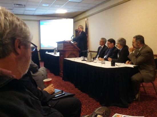 2015 Ag Economic Outlook press conference