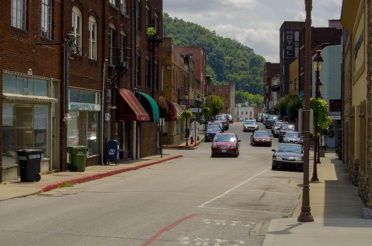 Harlan, Kentucky.