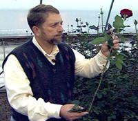 Bob Anderson, UK horticulturist