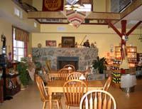Chaney's Dairy Barn in Warren County