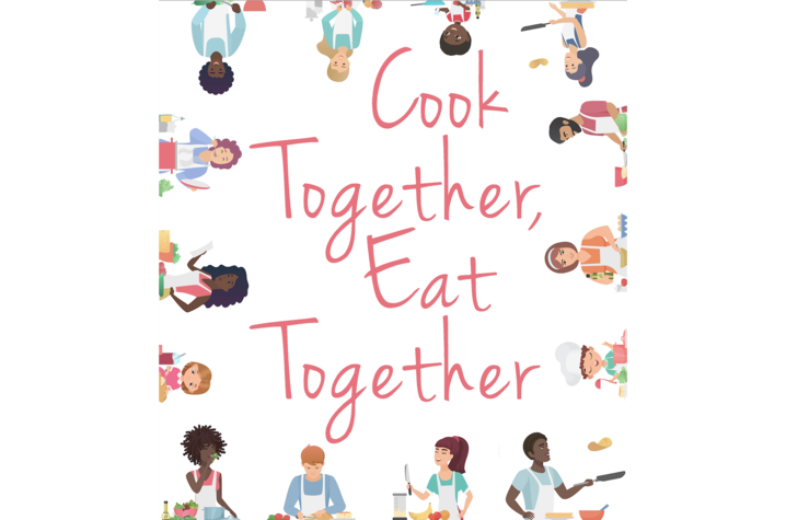 Cook Together, Eat Together book cover