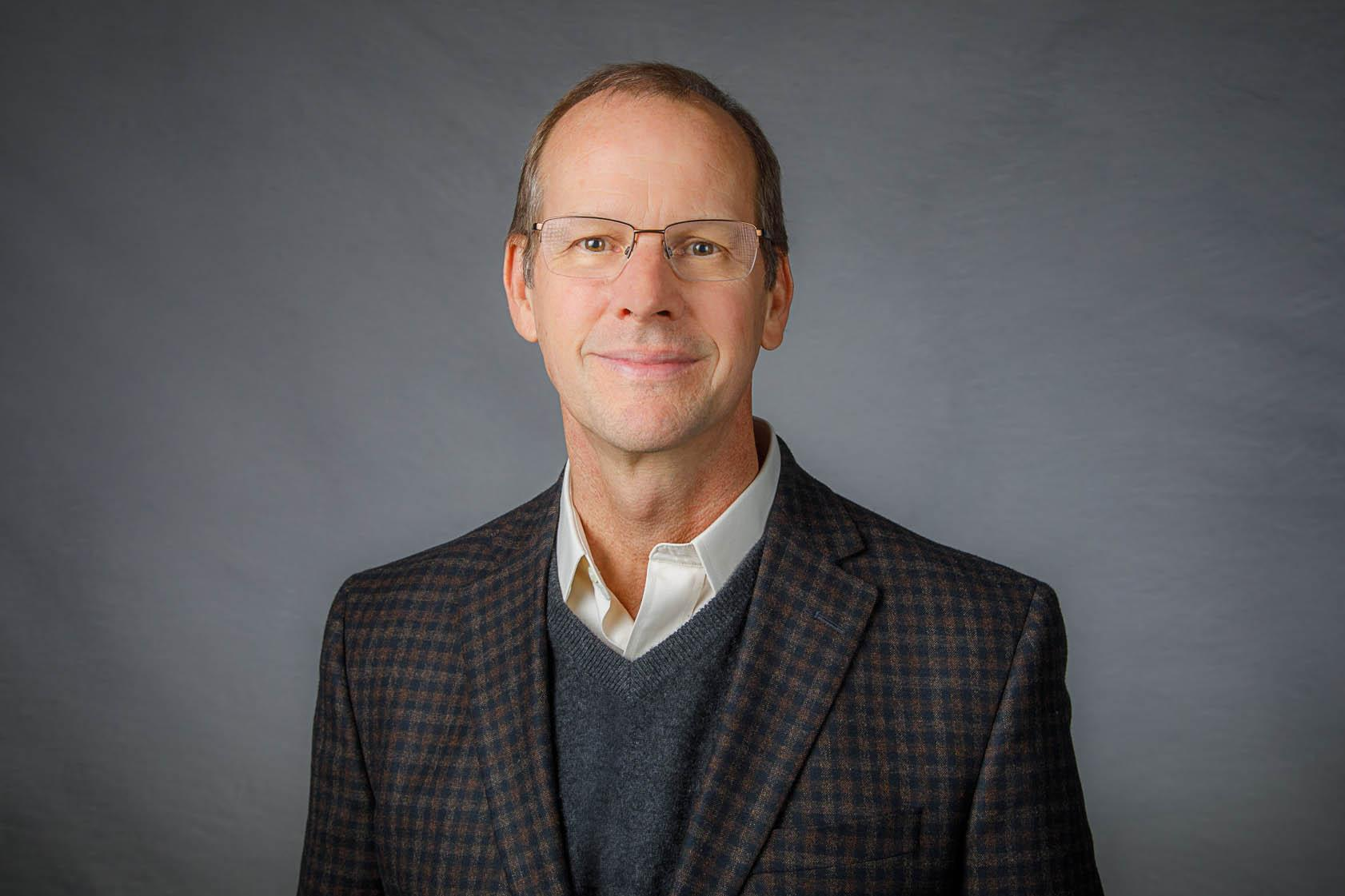 Mark Williams, Ph.D., chair of the University of Kentucky Department of Horticulture