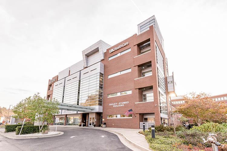 UK HealthCare's North Fork Valley Community Health Center in Hazard, Kentucky