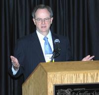 Dr. Lee T. Todd Jr., UK President